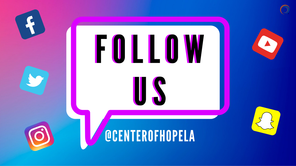 Follow us COHLA