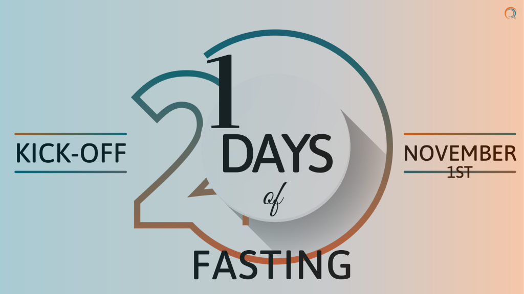 21 Days of Fasting (1)