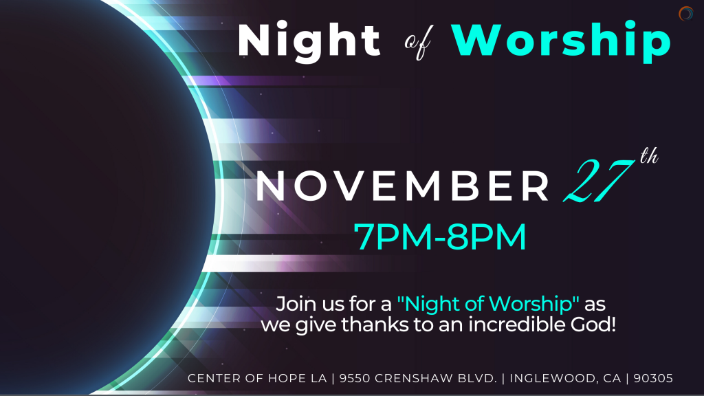 Night of worship (1)