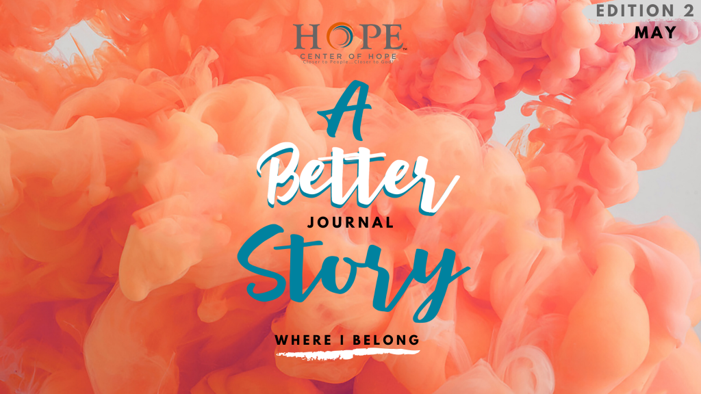 A Better Story APP Cover