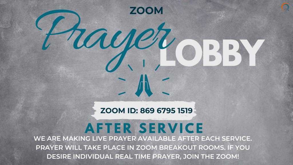 Prayer Lobby