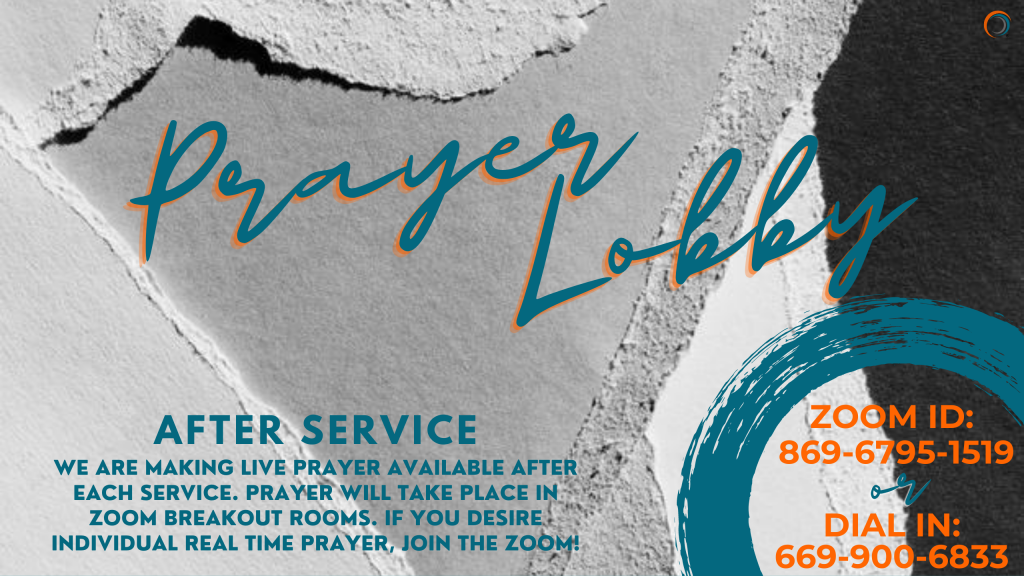 NEW Prayer Lobby