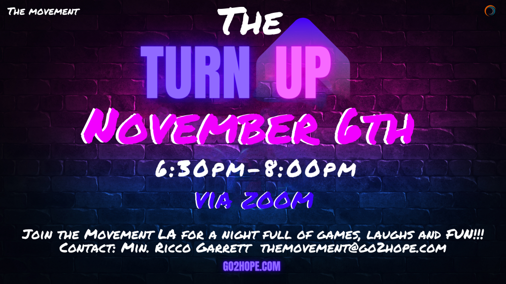 The turn up