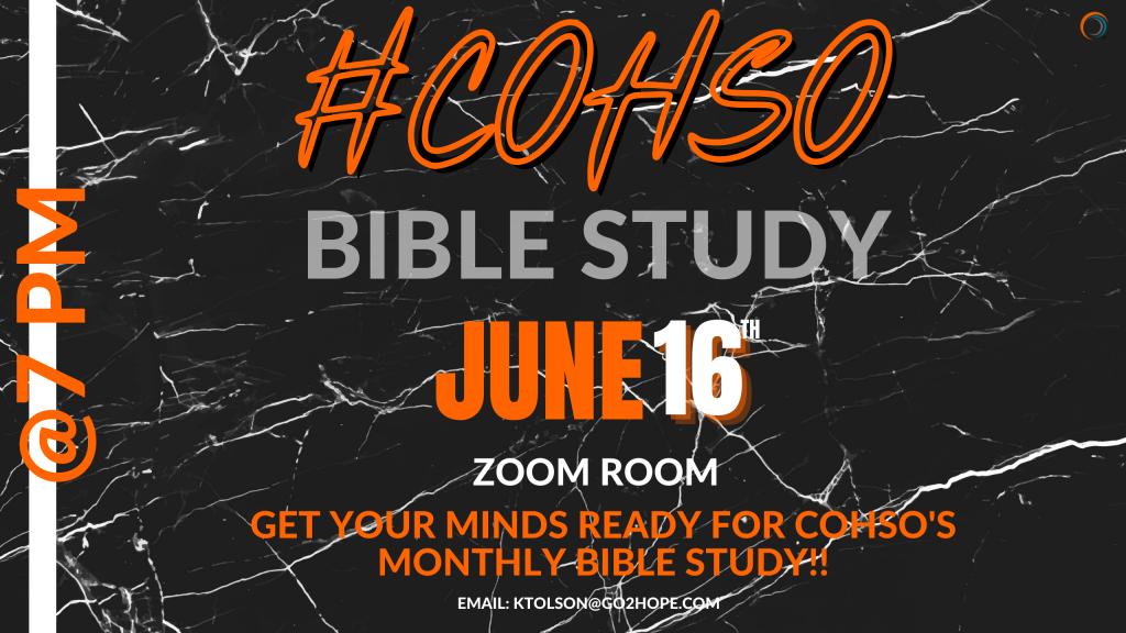 BIBLE STUDY BANNER